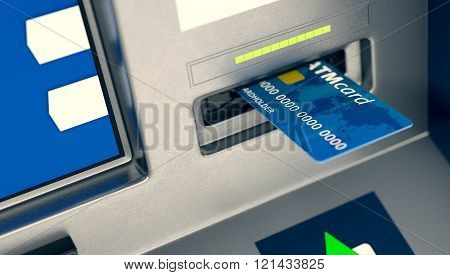 Concept Of Atm