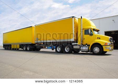 B Double Truck