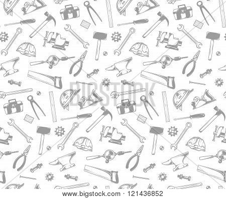 pattern of the working tools