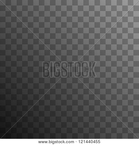 Vector Empty Transparent Background
