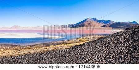 Laguna Colorada Lake