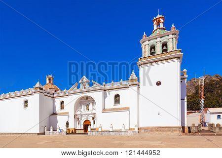 Copacabana Church, Bolivia