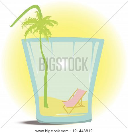 Summer In The Glass