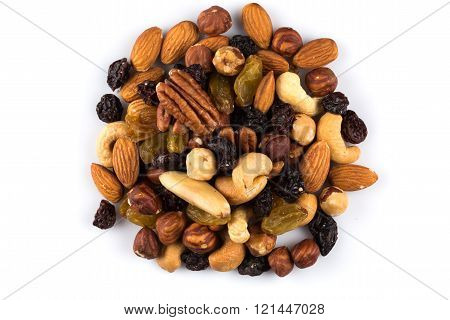 Mix Nuts And Dry Fruits