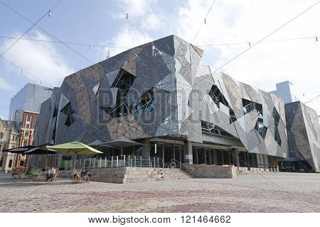 Australian Centre for the Moving Image at Federation Square in Melbourne