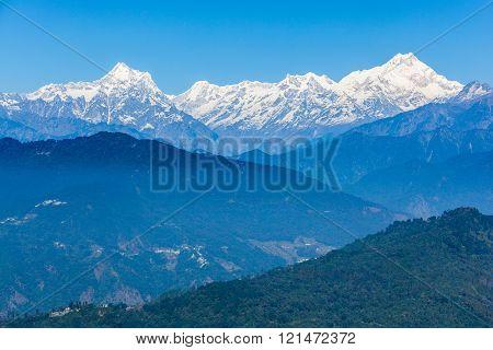 Kangchenjunga View, Gangtok