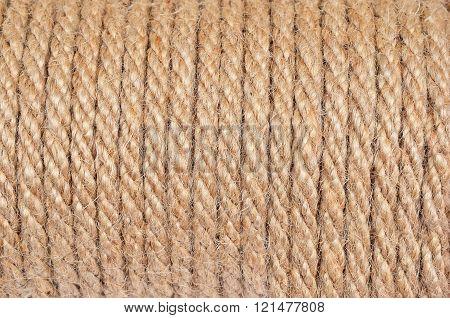 Manila Rope Background