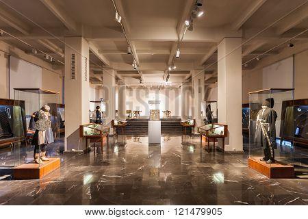 National Museum Interior