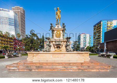 Neptune Monument, Batumi