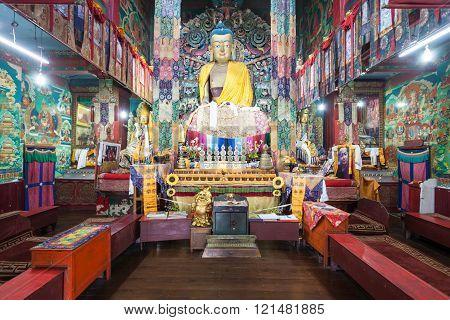 Ghoom Monastery, Darjeeling