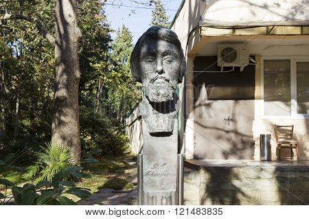 Bust Belinsky V. G.