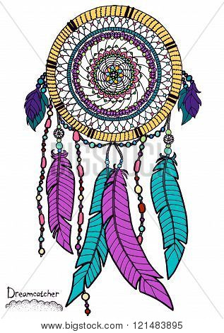 Dreamcatcher Colored