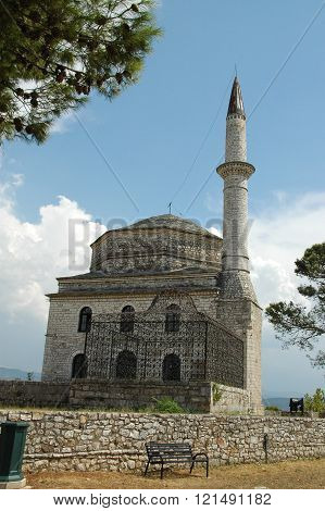 Ioanina, Greece, Ali Pasha mausoleum