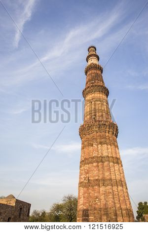 Red Minaret Tower