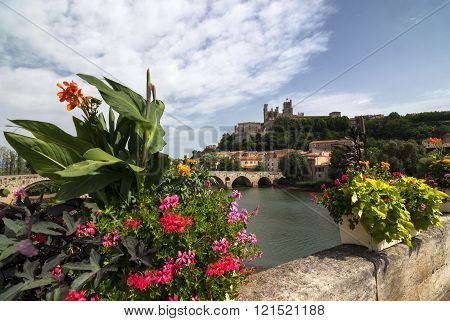 Beziers (languedoc-roussillon, France)