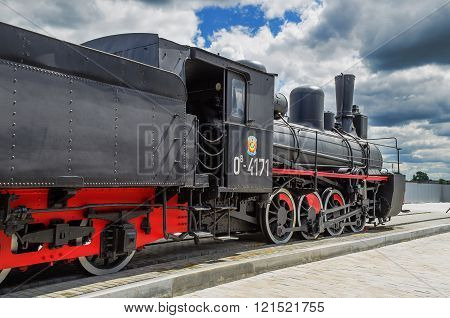 Steam Locomotive Series Ov