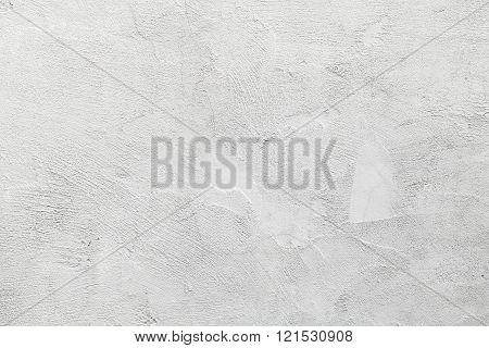 White Concrete Wall, Background Photo Texture