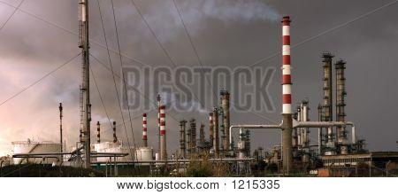 Petrorefinery