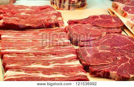 Butcher Display