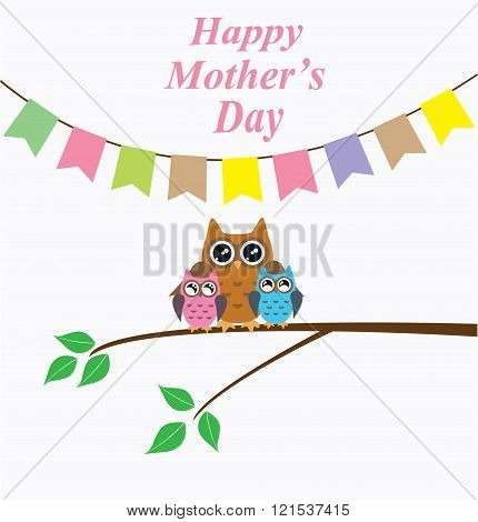 Owl Mom