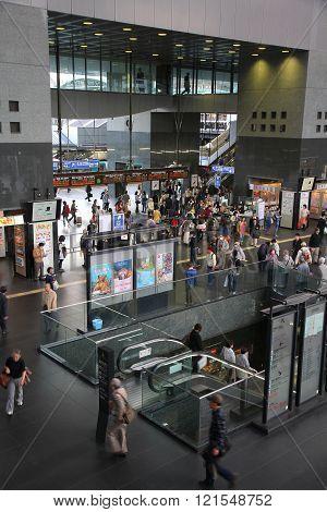 Japan - Kyoto Station