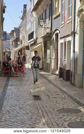 Street in Aveiro