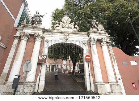 Lisbon St Joseph Hospital