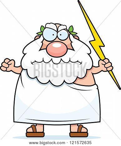 Angry Greek God