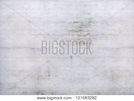 White Stained Urban Concrete Wall Brick