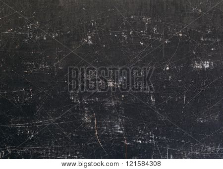 Scratchy Blackboard Background