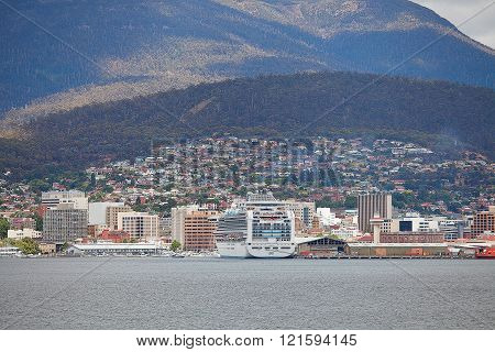 City Of Hobart Tasmania