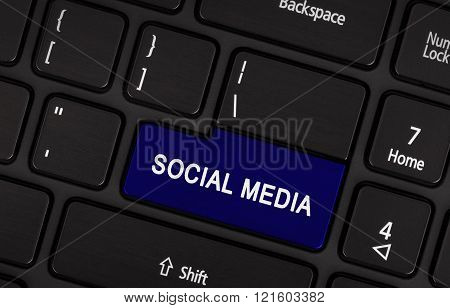 Social Media Button