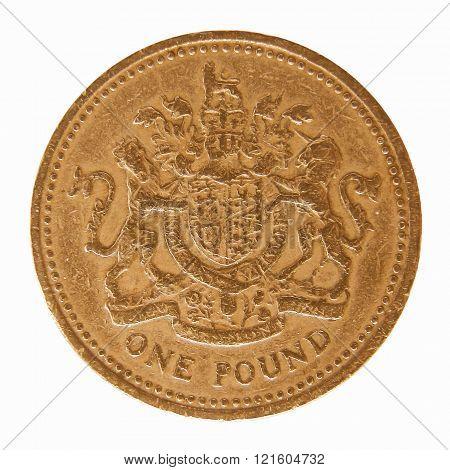 Pounds Vintage