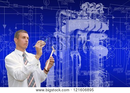 Industrial power manufacturing engineering technology.
