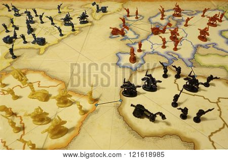 World Domination Board Game