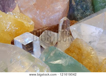 Crystal Cave Treasure