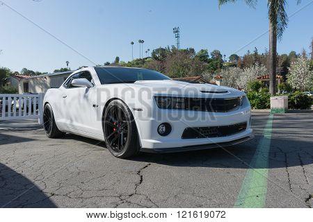 Chevrolet Camaro 1Le