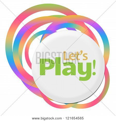 Lets Play Random Colorful Rings