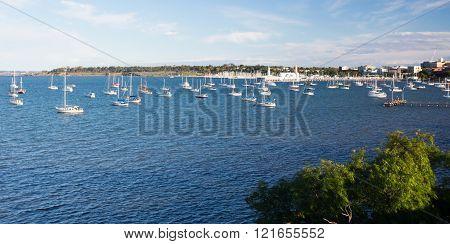Geelong Waterfront in Summer