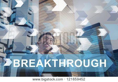 Breakthrough Discovery Development Improvement Concept