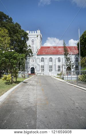 Saint Mary's Church, Bridgetown, Barbados