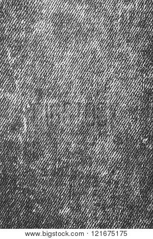 Gray Denim Texture