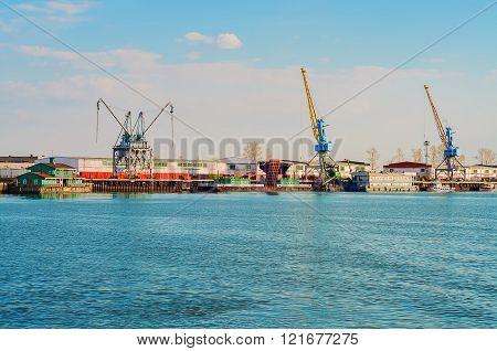 Portal Gantry Cranes