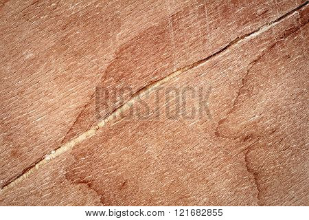 Cracked Plywood Texture
