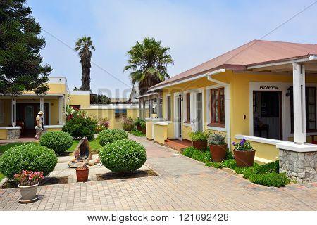 Cornerstone Guesthouse, Swakopmund, Namibia, Africa