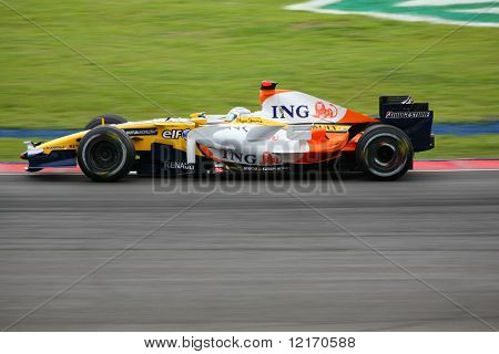 Fernando Alonso 2008