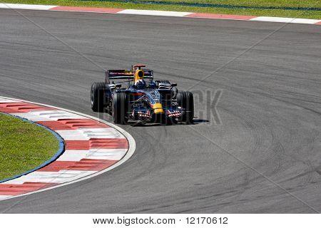 David Coulthard 2008 Scotland