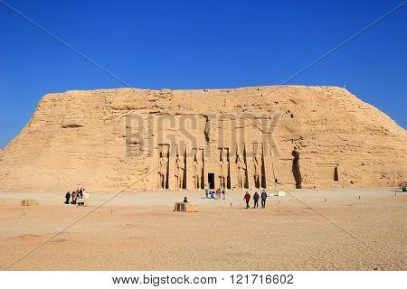 Temple Of Hathour