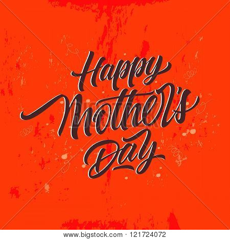 Happy Mother Day Inscription 3