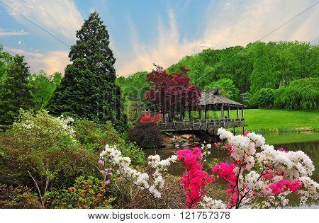 Brookside Gardens In Maryland